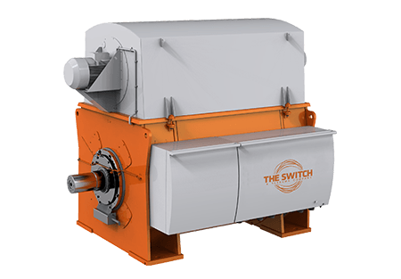 High-speed permanent magnet generators