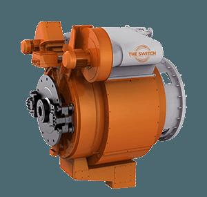 Medium-speed permanent magnet generators