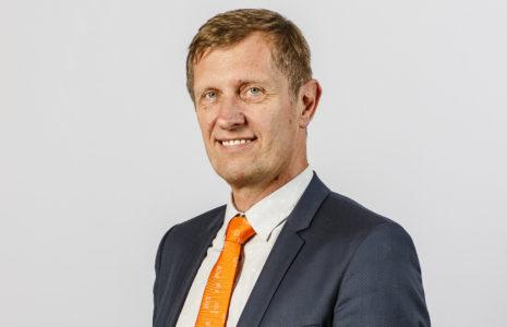 Dag Sandås, CFO and deputy to CEO
