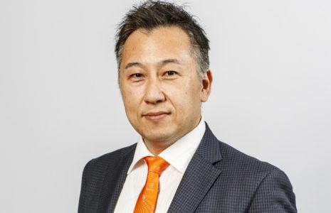 Naoki Sato, VP, Strategy and Business Development