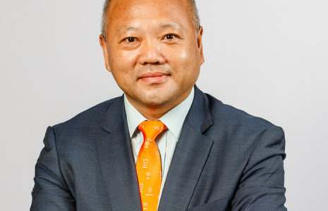 David Zhao, General Manager, China, The Switch