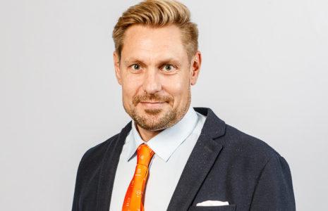 Mathias Martin, Director, HR & IT Development, The Switch